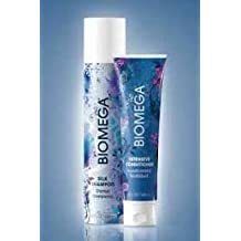 Aquage Biomega Silk Shampoo 10 oz and Intensive Conditioner 5 oz by Aquage