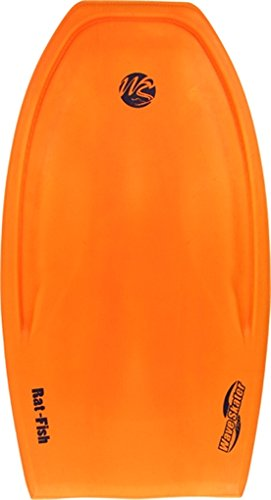 Wave Skater Bodyboard - Rat Fish 42'' Orange by Wave Skater
