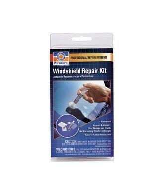 permatex windshield repair kit instructions