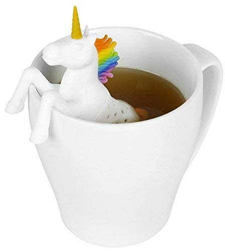 Silicone Infuser Unicorn Strainer Drinkers product image