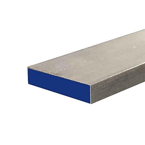 Bar Flat 72in - Online Metal Supply 304 Stainless Steel Flat Bar 1/4