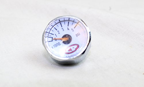 Custom Products 5000psi Gauge by Custom Products