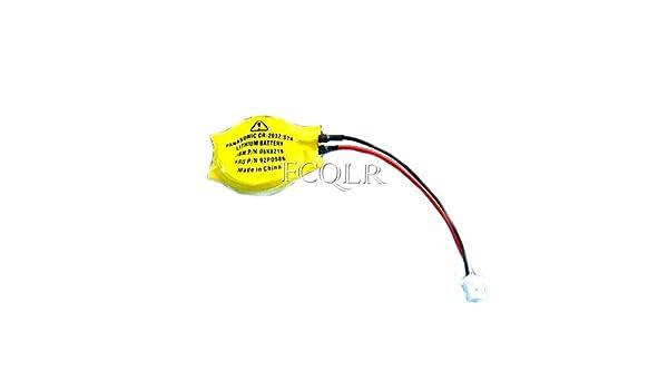 FCQLR 1PCS Compatible for IBM THINKPAD CMOS Battery T20 T21 T22 T23 570 X30 X31