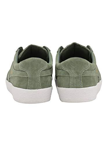 white Gola Nx Suede Trainer sage Para Zapatillas Mujer Green Za0qZ7z