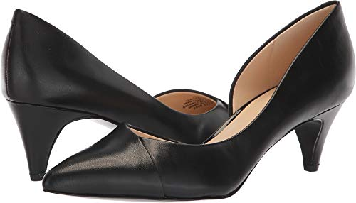 Nine West Women's Carao Black Leather 7.5 M US