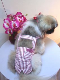 joybies-red-striped-piddle-pantstm-for-small-female-dog-measuring-13-15-from-collar-to-base-of-tail