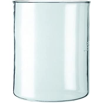 31E Ffx0UHL. SL500 AC SS350  Bodum French Press Replacement Glass  Cup