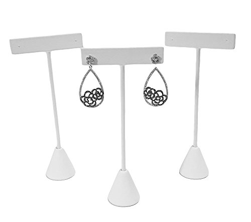 FlanicaUSA T- Shape Style Earring Display 5.75