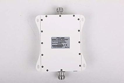 Amplificador de señal 4G LTE 2600MHz para Casa/Ufficio Uso Para 4G LTE Vodafone/Movistar/Orange/COTA-Murcia4G: Amazon.es: Electrónica
