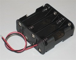 AA Cell Double battery holder product image