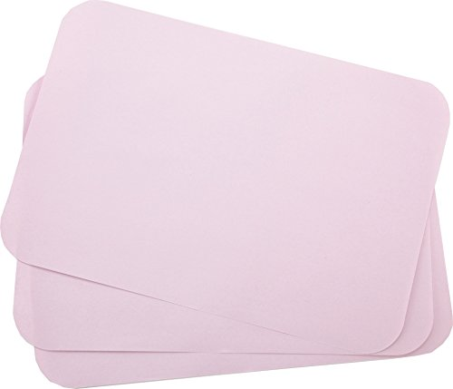 Primo Dental Products TCBLV Tray Cover Ritter, 8.5'' x 12.25'', ''B'' Lavender (Pack of 1000)
