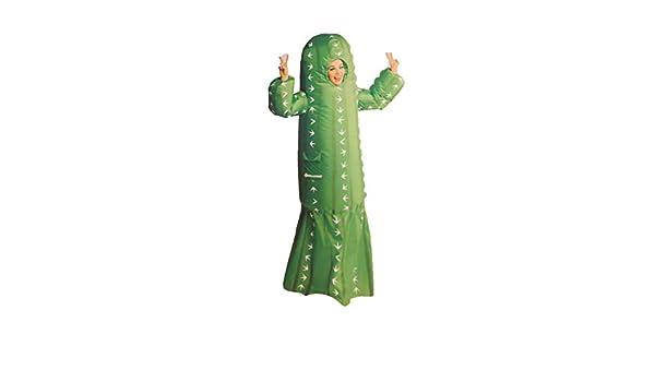 Hyde and Eek Disfraz de Cactus Inflable para Adulto: Amazon.es ...