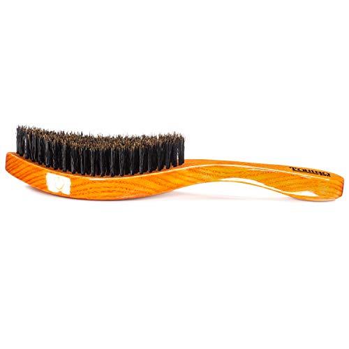 Torino Pro Medium Hard Curve Wave Brush By Brush King