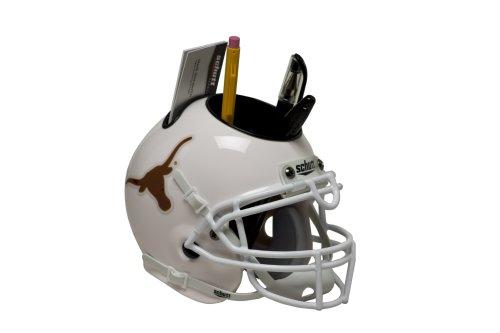 - Schutt NCAA Texas Longhorns Helmet Desk Caddy