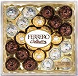 Ferrero Collection Diamond Cut Gift Box, 8.8 Oz