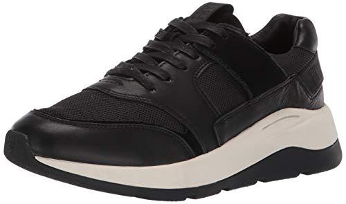 FRYE Women's Willow Low LACE Sneaker Black