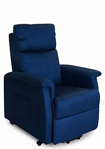 Poltrone Relax Per Anziani.Poltrona Relax Elettrica Per Anziani E Disabili Alza Persona