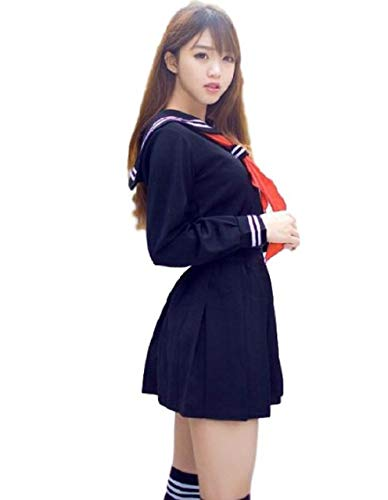 Urban Bridge Japanese Sailor Suit Cosplay -