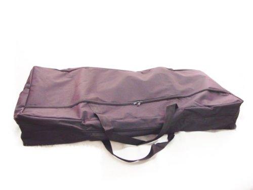 Keyboard Organ GIG BAG 35'' Padded Zippered Storage Travel Case Large Portable by EDMBG