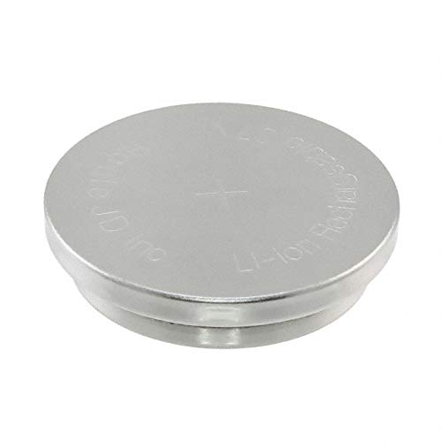 BATTERY LITHIUM 3.7V COIN 20.0MM, (Pack of 35) (RJD2048)