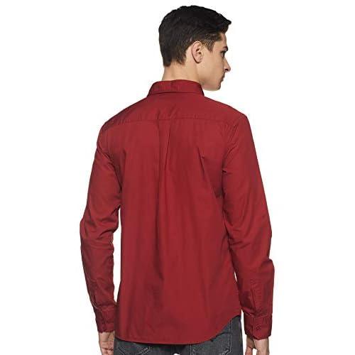 31E U%2BYtrVL. SS500  - Amazon Brand - Symbol Men's Casual Regular Fit Shirt