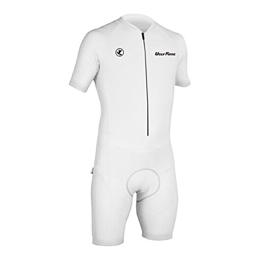 Uglyfrog Mens Triathlon Suit Short Sleeve Jersey Short for sale  Delivered anywhere in USA