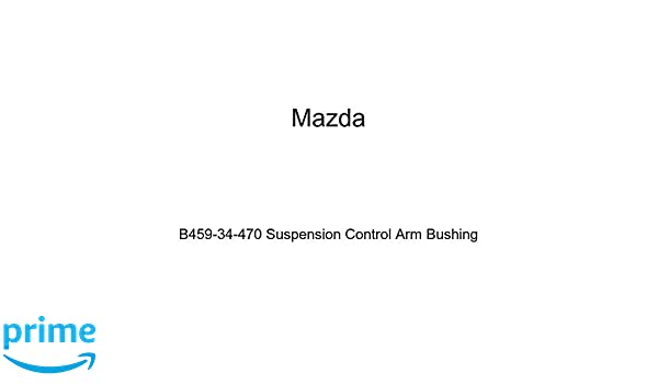 Mazda B459-34-470 Suspension Control Arm Bushing