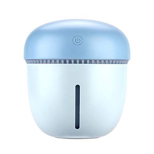 Makifly Pine Cone Ultrasonic Cool Mist Humidifier, USB Desktop Air Humidification Anti-Drying Ultrasonic Mute, Whisper Quiet