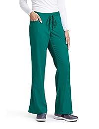 Barco Grey's Anatomy 4232 Women's Junior-Fit Five-Pocket Drawstring Scrub Pant