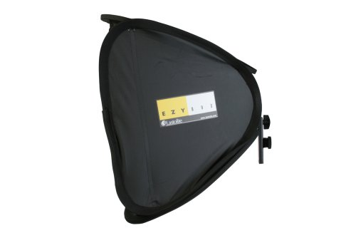 Lastolite LL LS2438 15 x 15 Inch Ezybox HotShoe - Lastolite Hot Shoe Ezybox Softbox