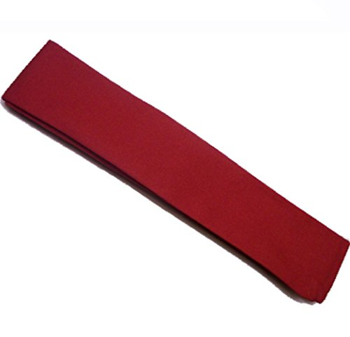 Plain Headband In Red