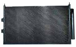 TYC 3525 Honda Civic Parallel Flow Replacement Condenser ()