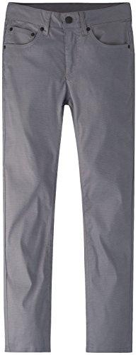 Levi's Big Boys' 511 Slim Fit Adventure Pants, Smoked Pearl, 14