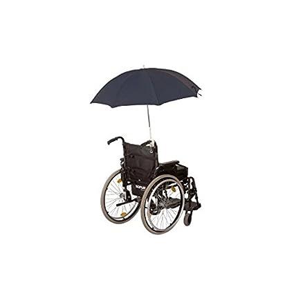 Simplantex sombrilla/paraguas para silla con ruedas (