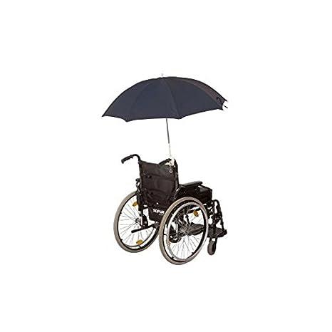 Simplantex sombrilla/paraguas para silla con ruedas (: Amazon.es: Salud y cuidado personal