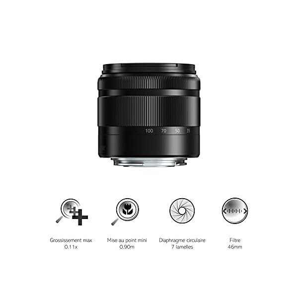 RetinaPix Panasonic Camera Accy H-FS35100E-K 35-100mm Lense (Black)