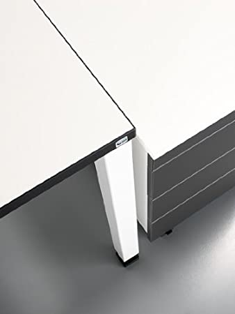 Simply - Schreibtisch Q - OKA Büromöbel: Amazon.de: Küche & Haushalt