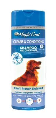MAGIC COAT 2-IN-1 PROTEIN SHAMPOO & CONDITIONER
