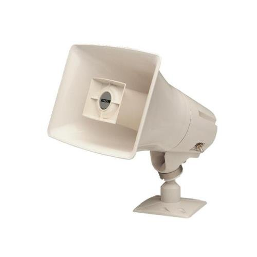 VALCOM VC-V-1030M 5Watt 1Way Marine Paging Horn White Box by Valcom