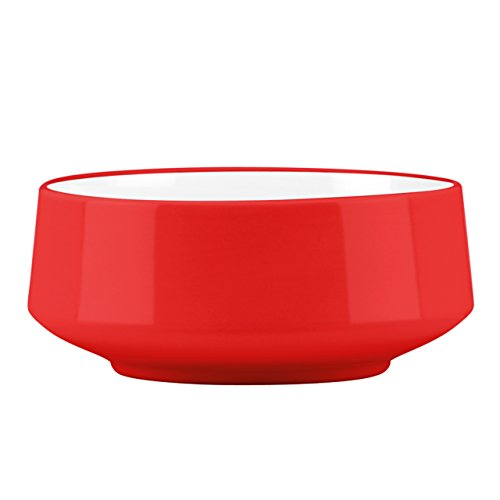 DANSK Kobenstyle All-Purpose Bowl, Chili Red ()