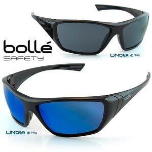 8c56288a95 Bollé Safety HUSTLER Lunettes de protection: Amazon.fr: Vêtements et  accessoires