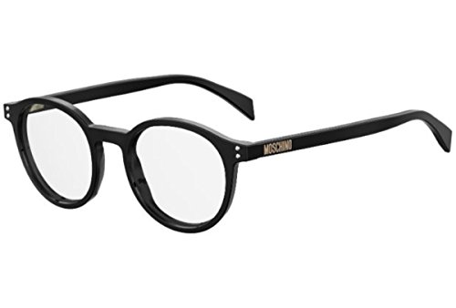 Moschino - Monture de lunettes - Femme Noir noir 48