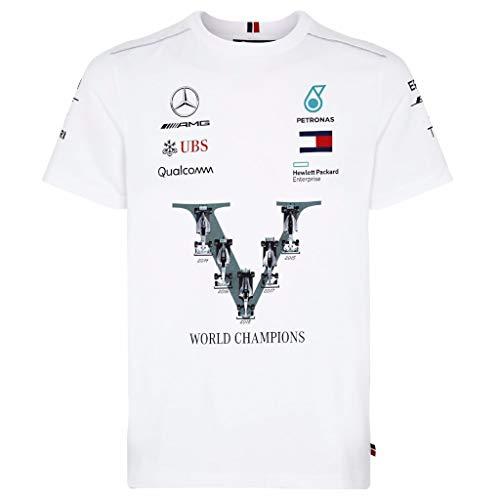 2018 shirt Mercedes Championship nbsp;constructors Motorsport Amg Petronas T 6cq4fT