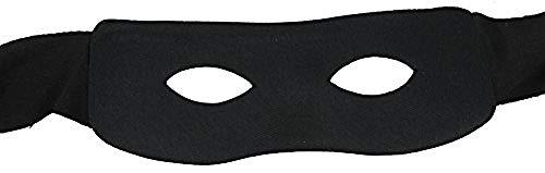 (Novelty Giant Black Superhero Villian Bandit Zolo Eye)