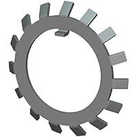 Standard KM 6.4, SKF KM 6.4 Generic KM6.4 Not Self-Locking Metric M32 x 1.5 Right-Hand Thread Replaces FAG INA KM6.4 Whittet-Higgins KMS-064 Stainless Steel Shaft /& Bearing Locknut