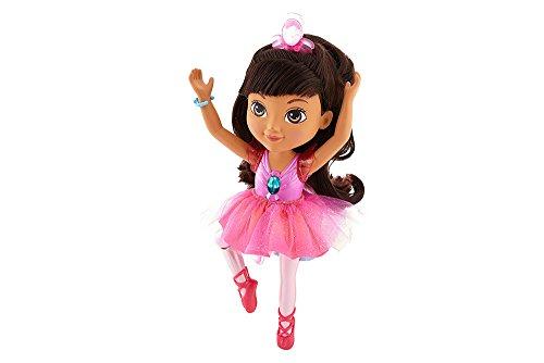 Fisher-Price Nickelodeon Dora & Friends,  Sparkle & Spin Ballerina Dora