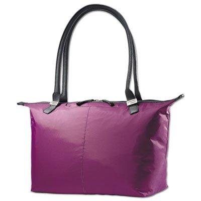 Jordyn Ladies Laptop Bag, 21 1/4 X 7 1/2 X 12, Amethyst By: Samsonite