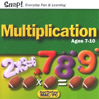 Multiplication Snap - Multiplication - Snap