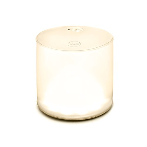MPOWERD Luci Lux - Inflatable Solar Light,