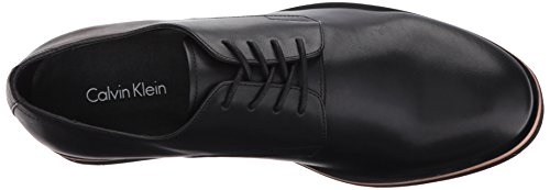 Calvin Klein Men's Faustino Dress Calf Oxford Black free shipping under $60 Manchester cheap online great deals cheap online cheap 2014 outlet classic 4snSyXoU